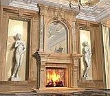 Архитектурные изделия и декор в интерьере