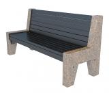 Садово-парковая мебель из натурального камня