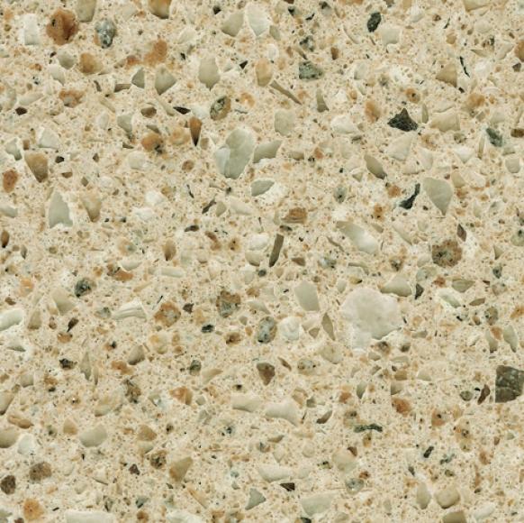 Агломерированный камень кварц Crystal Sahara