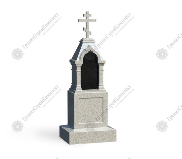 Мемориальный комплекс (гранитный памятник) № 5
