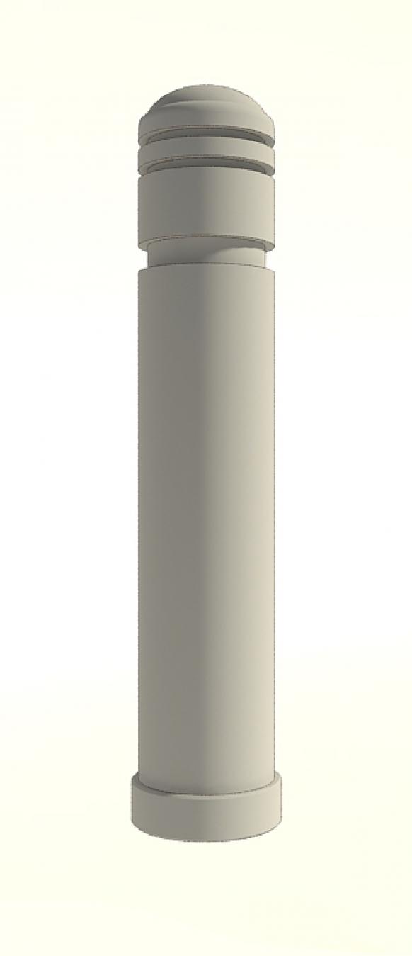 """Столб заборный, новый модельный ряд аксессуаров каменных ограждений производителя ООО """"ГранитСтройКомплект"""" уже в продаже!"""