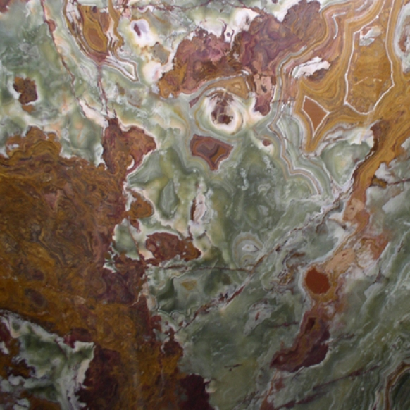 Оникс Мульти Грин (Multi Green)