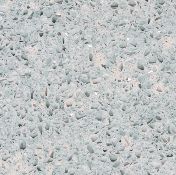 Агломерированный камень кварц Starlight Blue