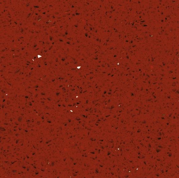 Агломерированный камень кварц Starlight Ruby