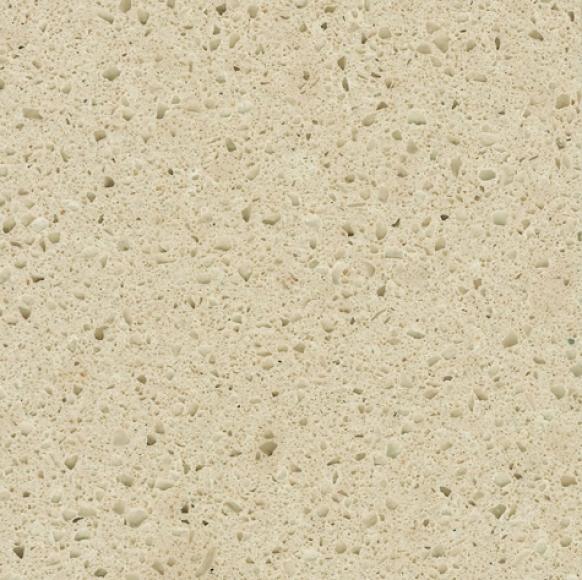 Агломерированный камень кварц Crystal Creme Beige