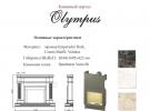 "Камин классический ""Olympus"""