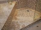 Мозаика, бордюры, панно из натурального камня