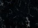 Агломерированный камень кварц CRYSTAL MISTY BLACK (Кристал Мистик Блэк)