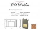 "Камин классический ""Old Dublin"""